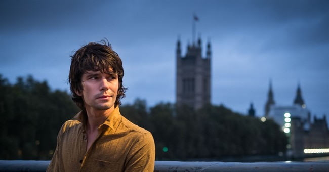 Ben Whishaw is a long way from James Bond in 'London Spy'