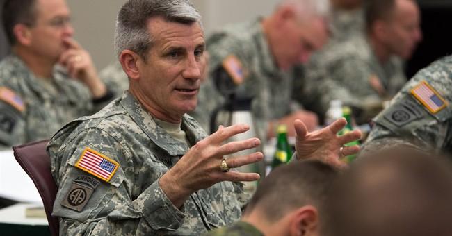 Seasoned veteran of Afghan war picked for top command
