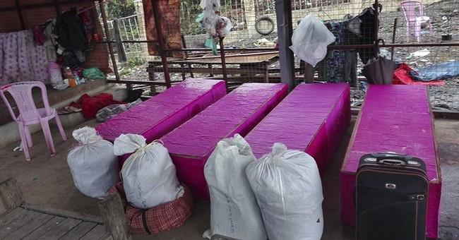 At least 6 confirmed dead in landslide at Myanmar jade mine