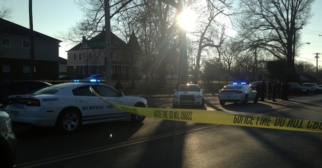 Police: Officers fatally shoot man, searching for 1 other
