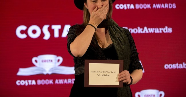 Children's mystery 'The Lie Tree' wins UK's Costa book prize