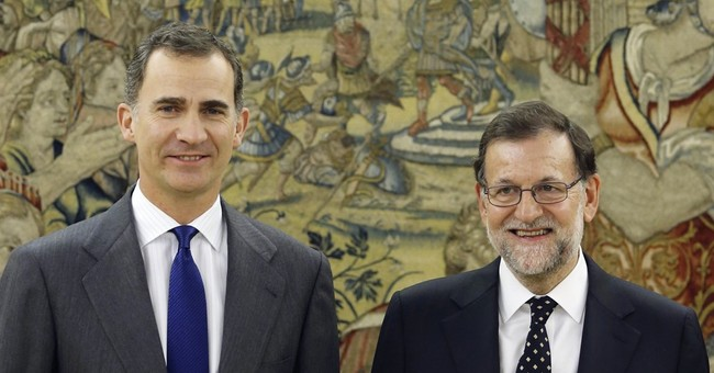 Spain's king holds new talks to snap post-election deadlock