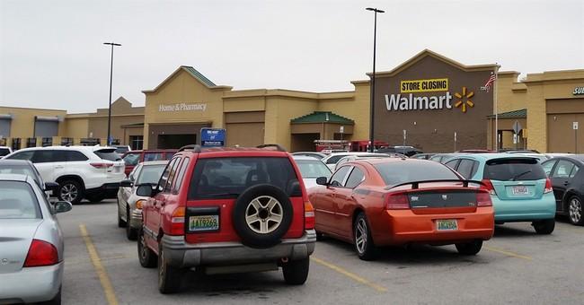 Wal-Mart's shutdown creates new food deserts