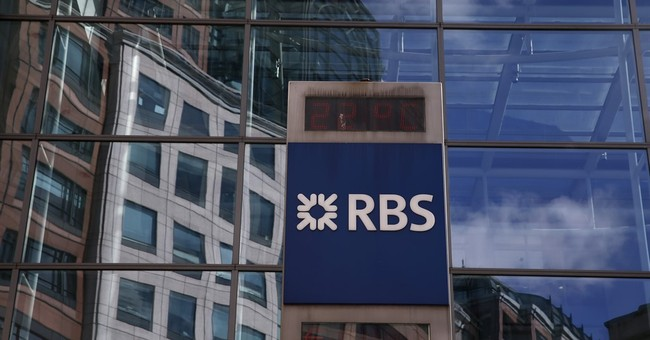RBS sets aside $2.8 billion for misconduct and legal action