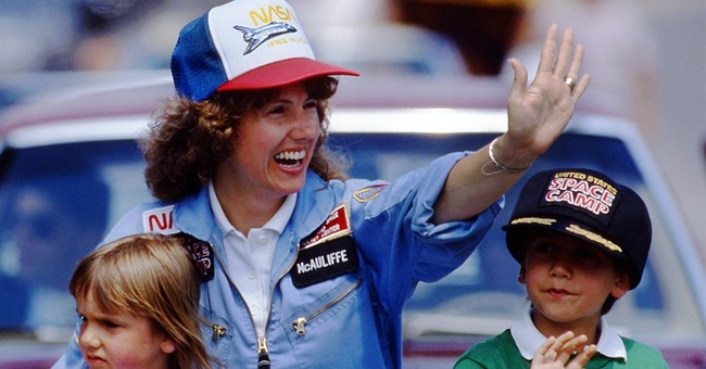 Challenger disaster: McAuliffe's students go on to teach