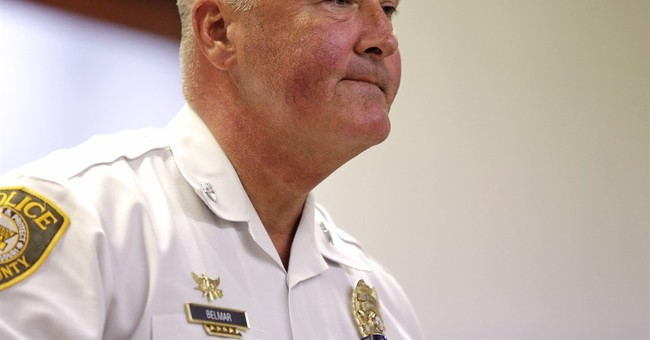 St. Louis County police chief censured over leniency request