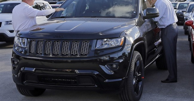 Fiat Chrysler bets on SUV craze, sees Jeep sales soaring