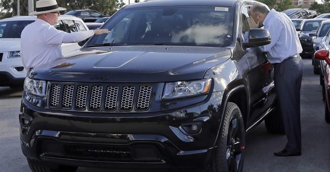 Fiat Chrysler bets on SUV craze, sees Jeep sales soaring