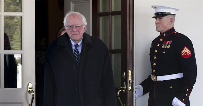 Obama, Sanders at the White House: Nice chat but that's all
