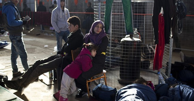 The Latest: Sweden may deport up to 80,000 asylum-seekers