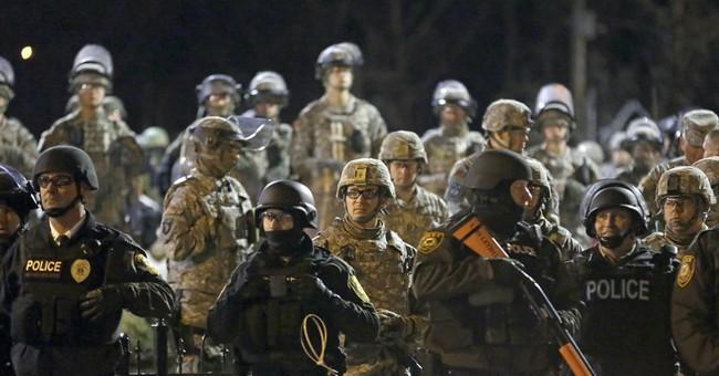 Ferguson, US reach tentative deal on police overhaul