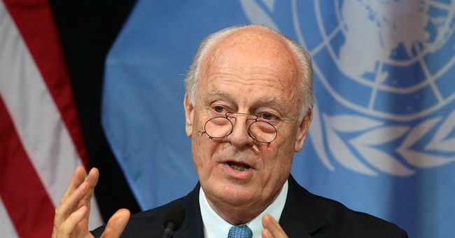 UN Syria envoy: Geneva talks an opportunity not to be missed