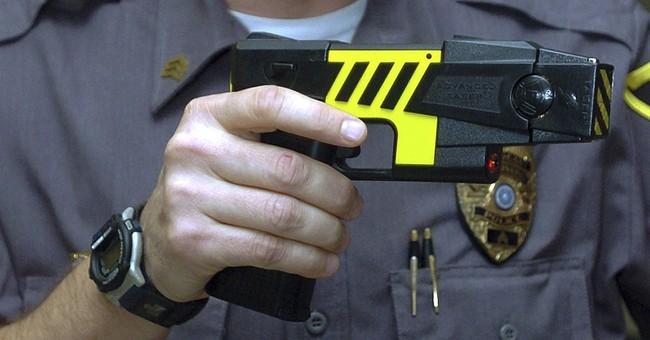 APNewsBreak: Racial disparities seen in police stun gun use