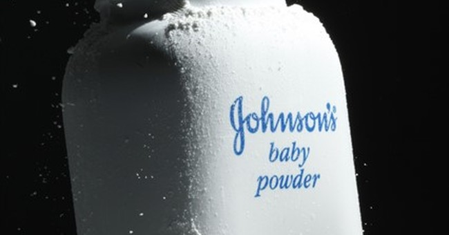 Research finds talc doesn't cause cancer; juries disagree