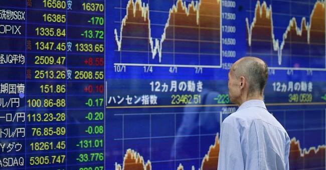 Global stocks drop ahead of first US presidential debate