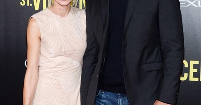 Liev Schreiber, Naomi Watts separating after 11 years