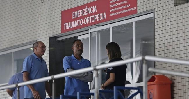 Rio police kill drug suspect who made bold hospital escape