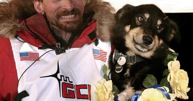 4-time Iditarod champ Lance Mackey out of 2017 race
