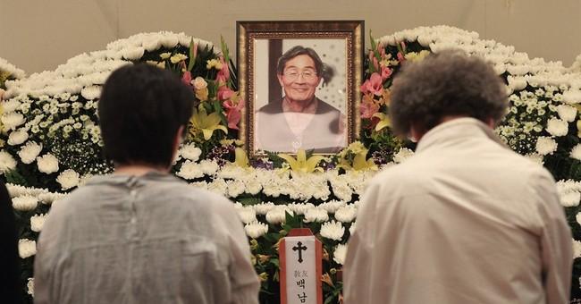 South Korean farmer injured in Nov. protest dies in hospital