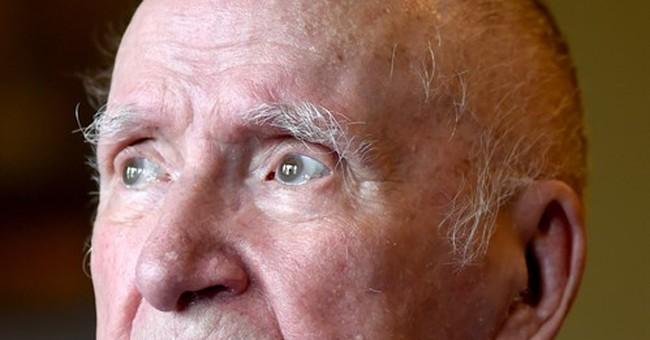 Bataan Death March survivor, artist Ben Steele dies at 98