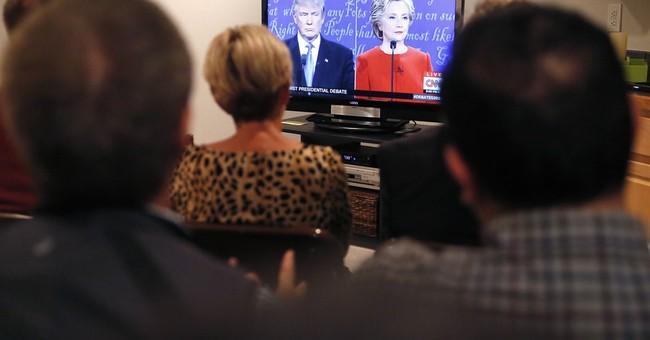 Cheers and jeers: Americans tune into Trump-Clinton debate