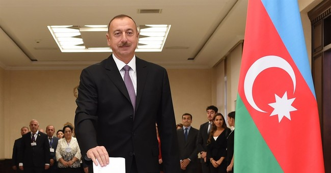Azerbaijan holds referendum on presidential term extension