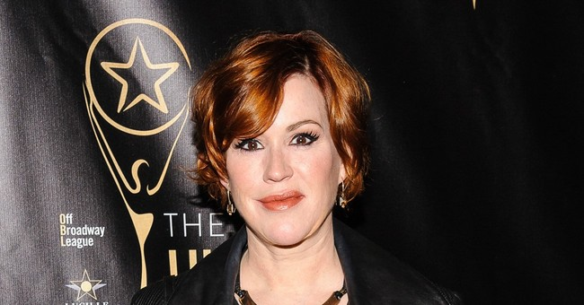 Molly Ringwald eyes return to stage in a classic title