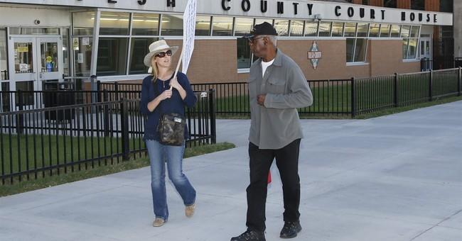 Tulsa residents find common ground between police, slain man