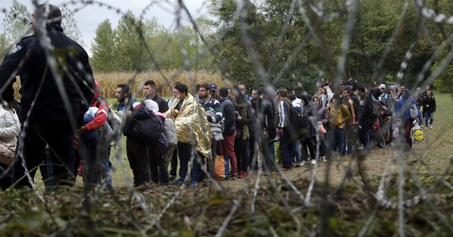 Central Europe sees anti-immigration fervor, no migrants
