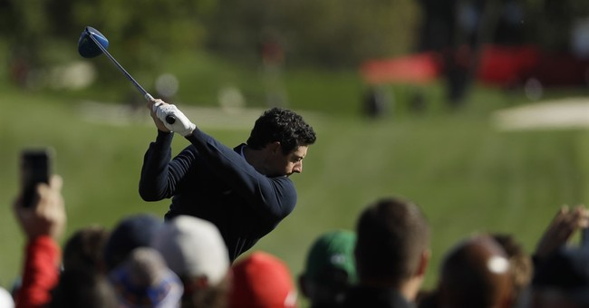 McIlroy wants to return 'gift' of winning to Clarke