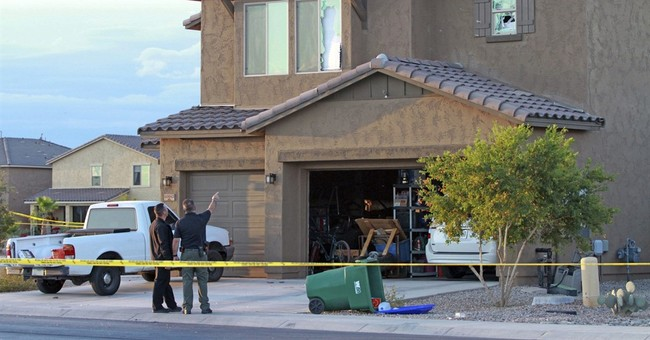 Police: Man who fired on officers was Border Patrol agent