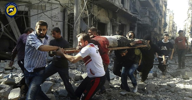 Battle for besieged Syrian city of Aleppo intensifies