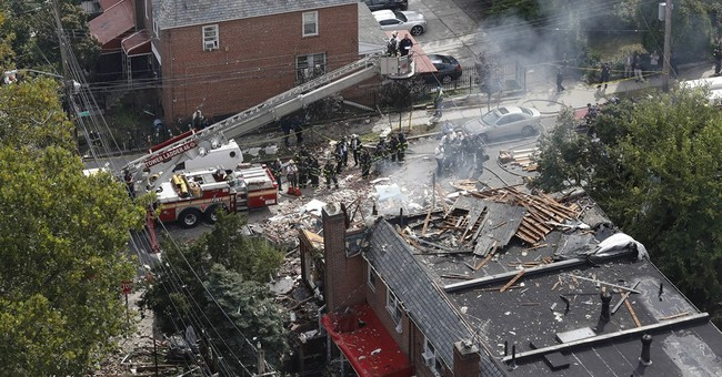 House explosion kills fire battalion chief, a rising star