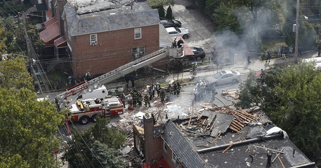 The Latest: 9 firefighters, 6 officers hurt in NYC explosion