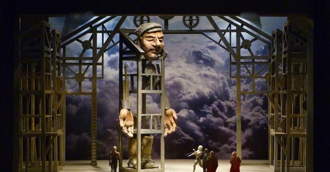 Lyric Opera staging 2 epics in 1 season