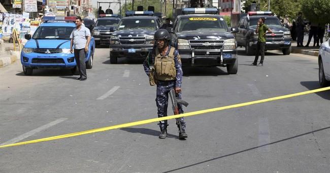 Iraq: IS bombings in Baghdad kill at least 17 civilians