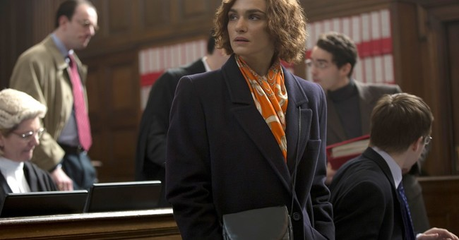 Review: A Holocaust denier is brought to justice in 'Denial'