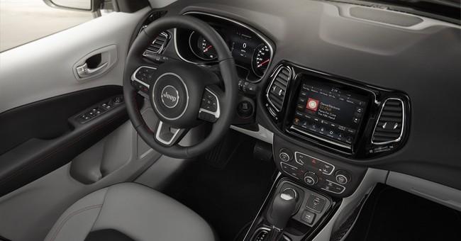 New Jeep Compass SUV looks like shrunken Grand Cherokee