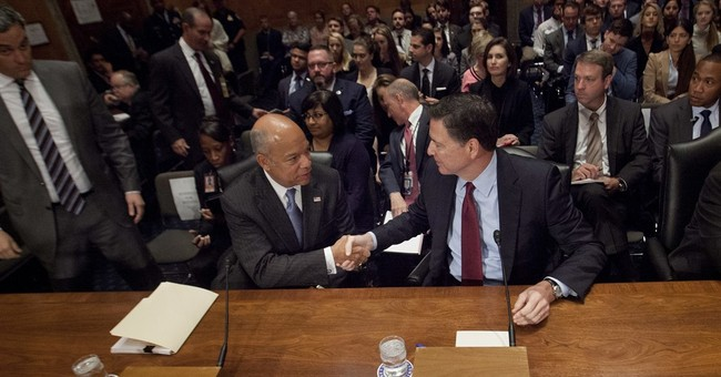 The Latest: FBI heads pledges to track police use of force