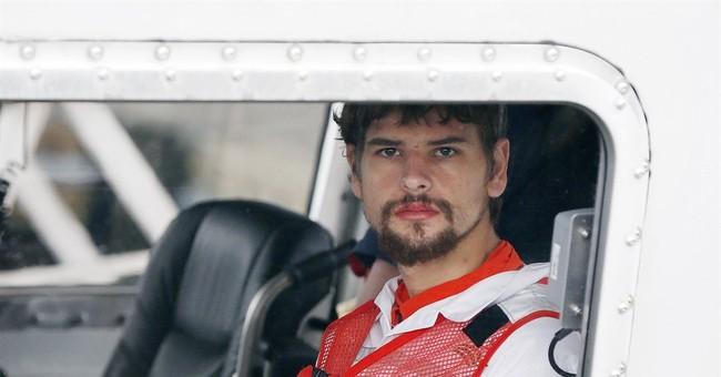 Vermont man lost at sea was suspect in grandfather's killing