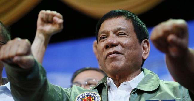 Duterte: After tough talk, damage control prevails