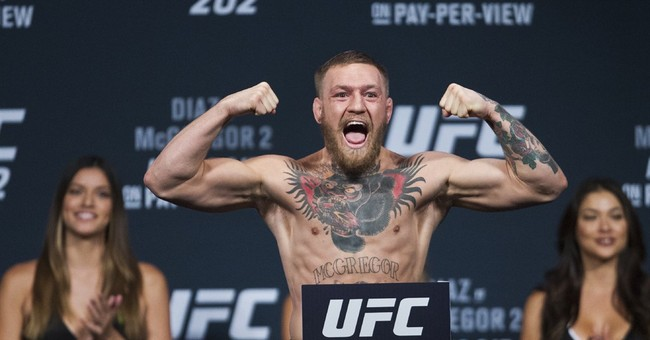 Conor McGregor to fight in UFC's New York debut Nov. 12