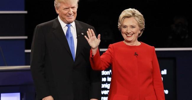 Analysis: In debate, Clinton prep overrides Trump omissions