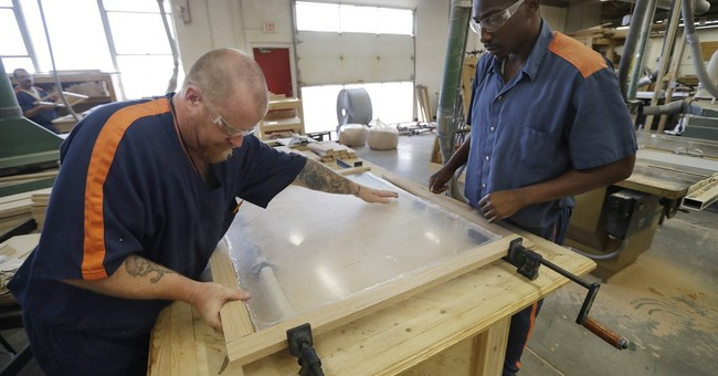 Michigan inmates get job training in 'vocational village'
