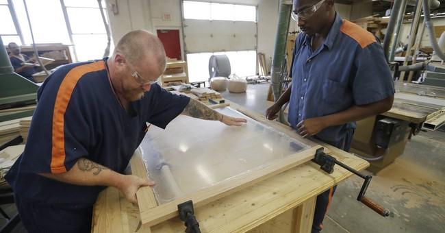 Michigan inmates get job training in 'vocational village'