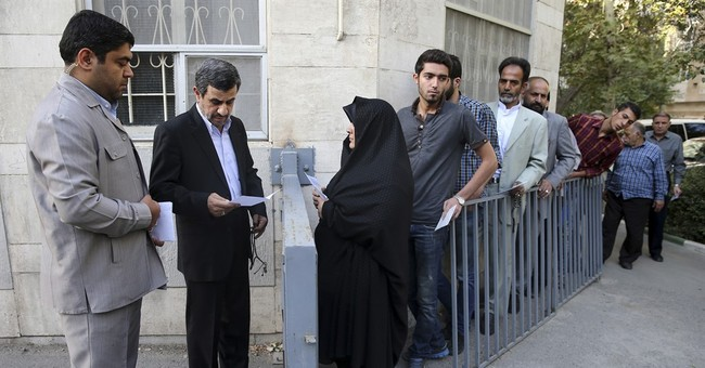 Hard-line former president of Iran won't seek re-election