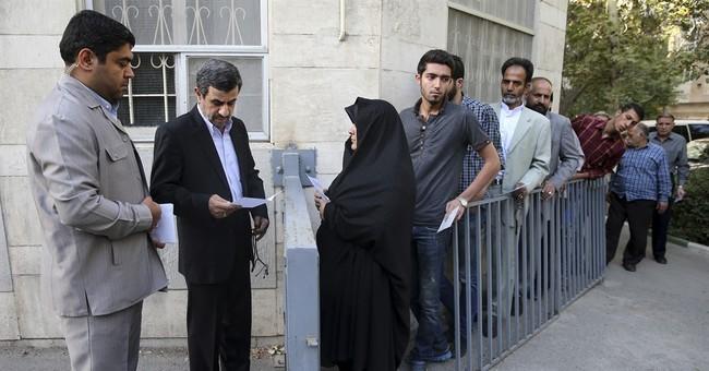 Hard-line former president of Iran won't seek re-election