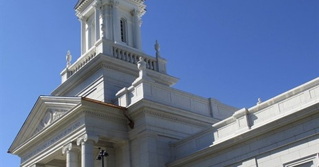Connecticut's 1st Mormon temple to serve growing church