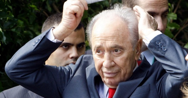 Shimon Peres witnessed Israel's history, and shaped it