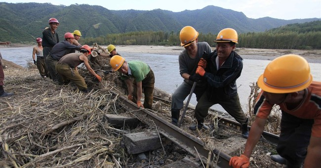 1 month after floods, urgent aid needed in North Korea